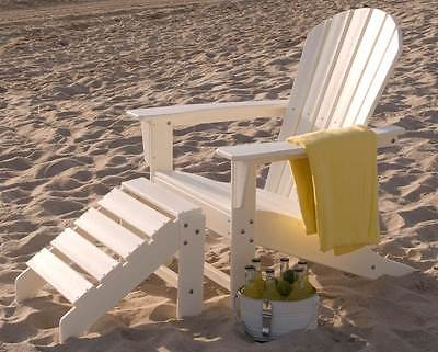 Eco-friendly Adirondack Armchair in White [ID 2259007]