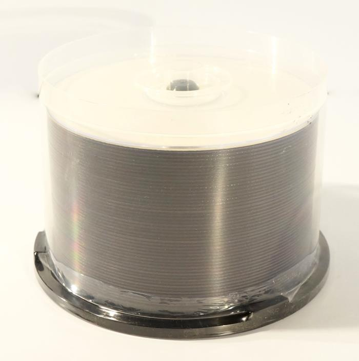 New Printable DVD+R DL Blank DVD 50 Pack 8.5GB Capacity