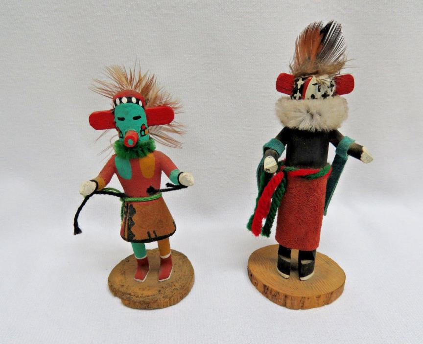 American Indian Totem Figurines