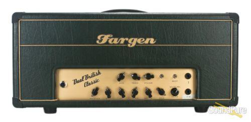 Fargen DBC-25 Amplifier Head *Modded* - Used