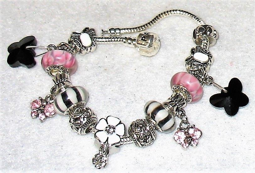 Pandora Starter Charm Bracelet 8 1/4