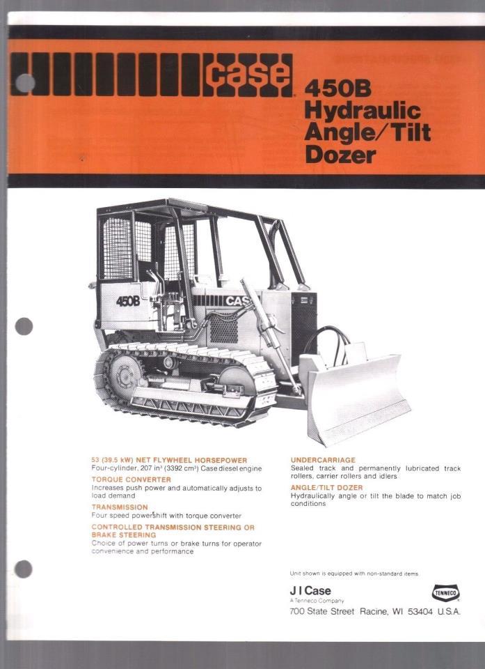 Case 450 Dozer - For Sale Classifieds