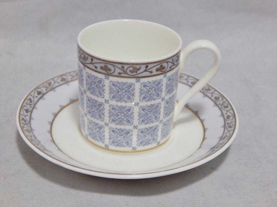 Villeroy & Boch Azurea Demitasse Cup and Saucer Azurea Tiles