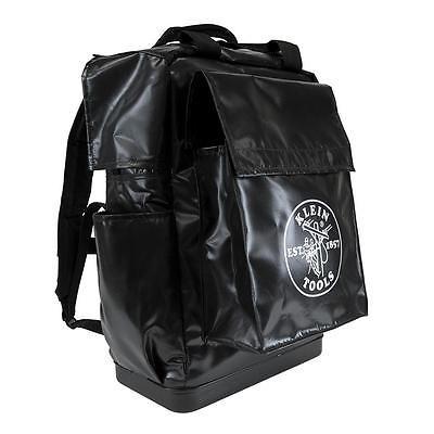 KLEIN TOOLS-5185BLK Lineman Backpack Black