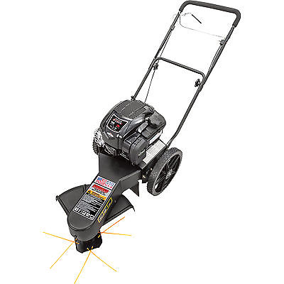 Swisher Self-Propelled High Wheel String Trimmer #STP67522BS
