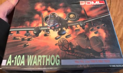 DML A-10A Warthog 1/144 Factory Sealed