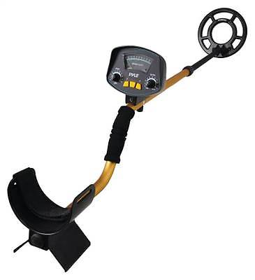 Metal Detector in Black and Gold [ID 3478745]