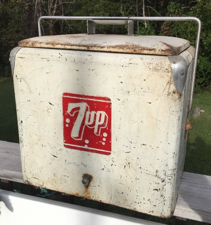 Antique Metal Cooler For Sale Classifieds