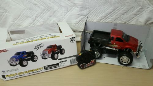 Ford F-150 Radio Controlled Truck Street Players, not working