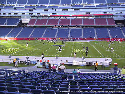 2 PATRIOTS Tickets 2017 SEASON OPENER! BANNER RAISING GAME! PATS BENCH SEATS!!!