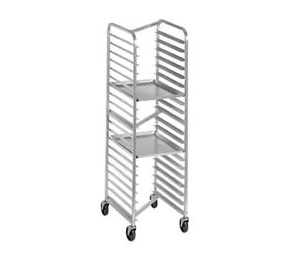 CHANNEL MANUFACTURING ALUMINUM NESTING SHEET PAN RACK HOLDS 20 18