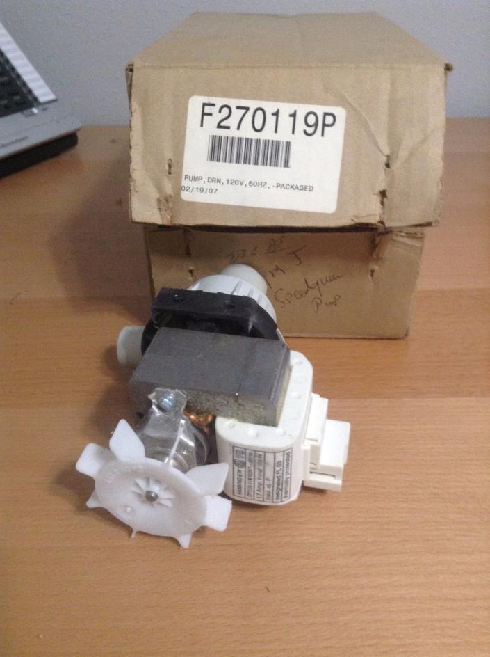 F270119P Speed Queen Pump