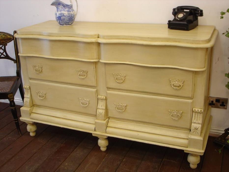 Shabby chic antique sideboard for sale classifieds for Sideboard shabby