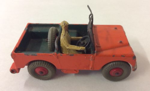 Dinky Toys Land Rover