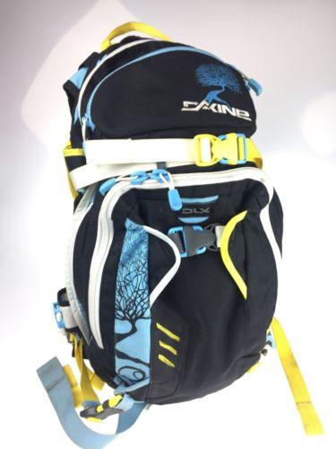 Dakine TEAM HELI PRO DLX 20L Mens Ski Snowboard Backpack Bag Eric Pollard Opus