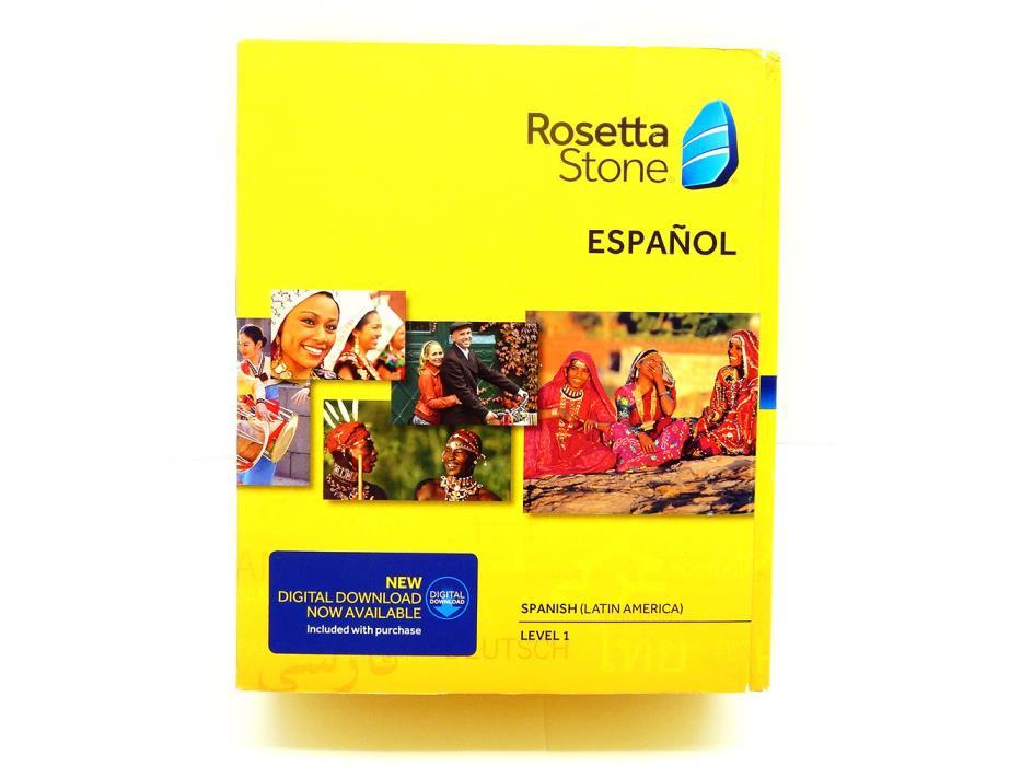 Rosetta Stone Spanish (Spain) Level 3 for Mac [Download ...