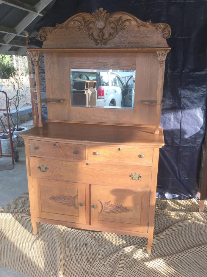 Vintage Oak Furniture For Sale Classifieds