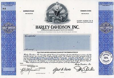 Harley davidson dating certificate