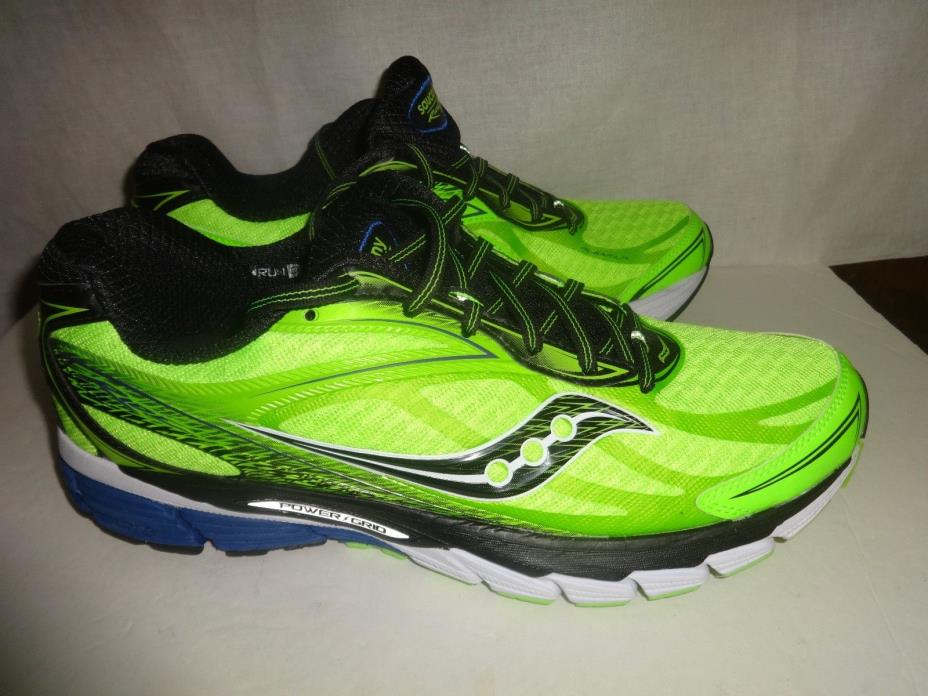 Saucony Ride 8 Men SIZE 11.5 Running Shoes # (B-19 )