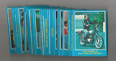 1976 Topps Happy Days Complete 44 Card Set With 11 Stickers Gd/Vg Condition