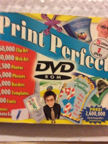 Print Perfect DVD ROM