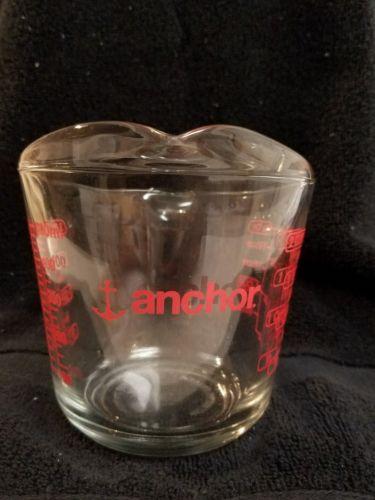 Anchor Vintage Measuring 2 Cup Measuring Cup