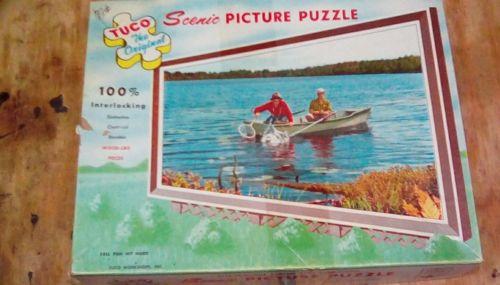 Vintage Tuco Puzzle #7