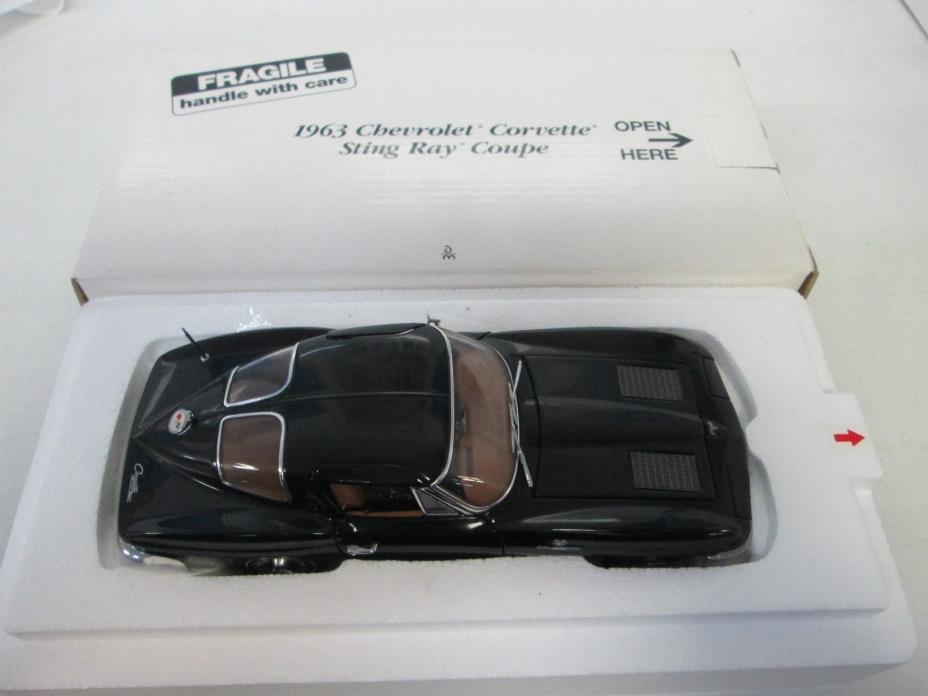 Danbury Mint 1963 Chevrolet Corvette Sting Ray Coupe