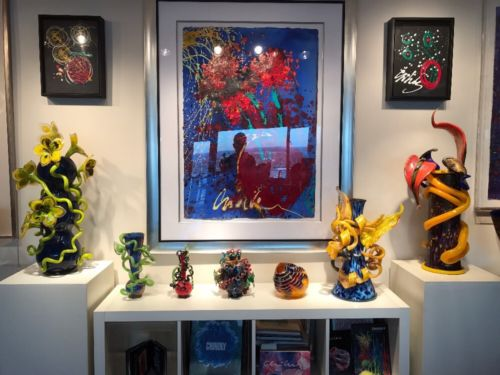 Rare Chihuly  Collection For Sale