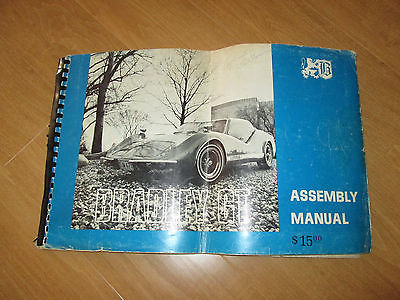 Bradley GT Assembly Manual (11