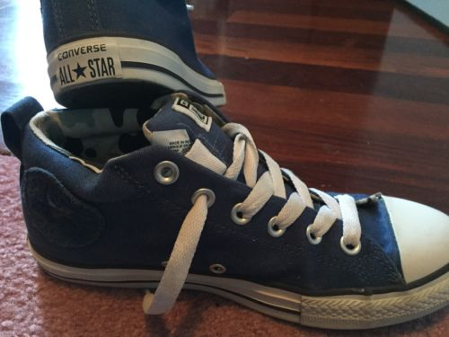 Converse Mid High Tops Size 6(men's)
