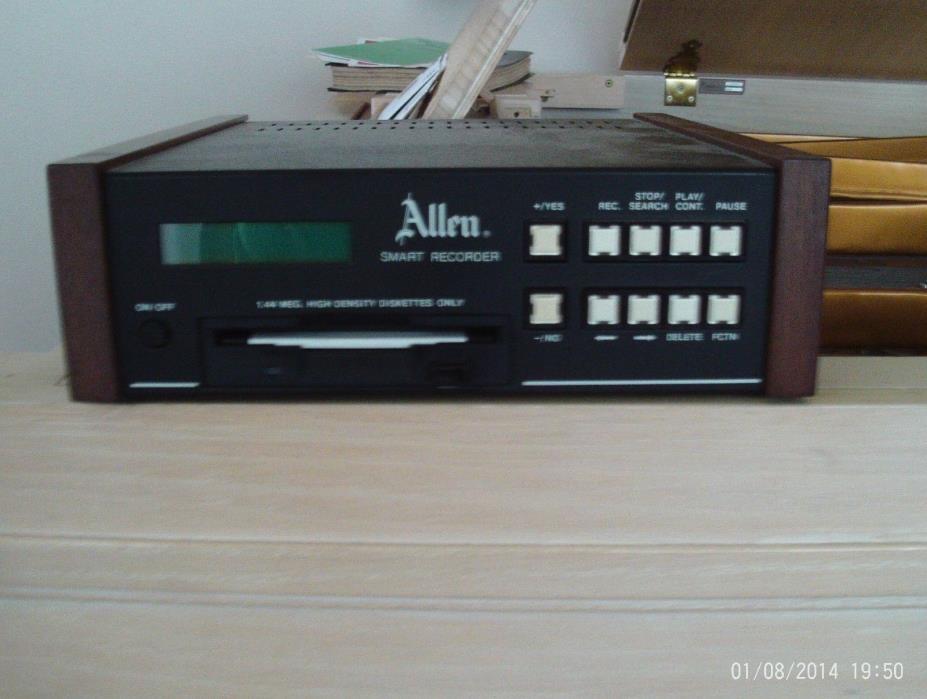 Allen Organ Smart Recorder with Power Supply