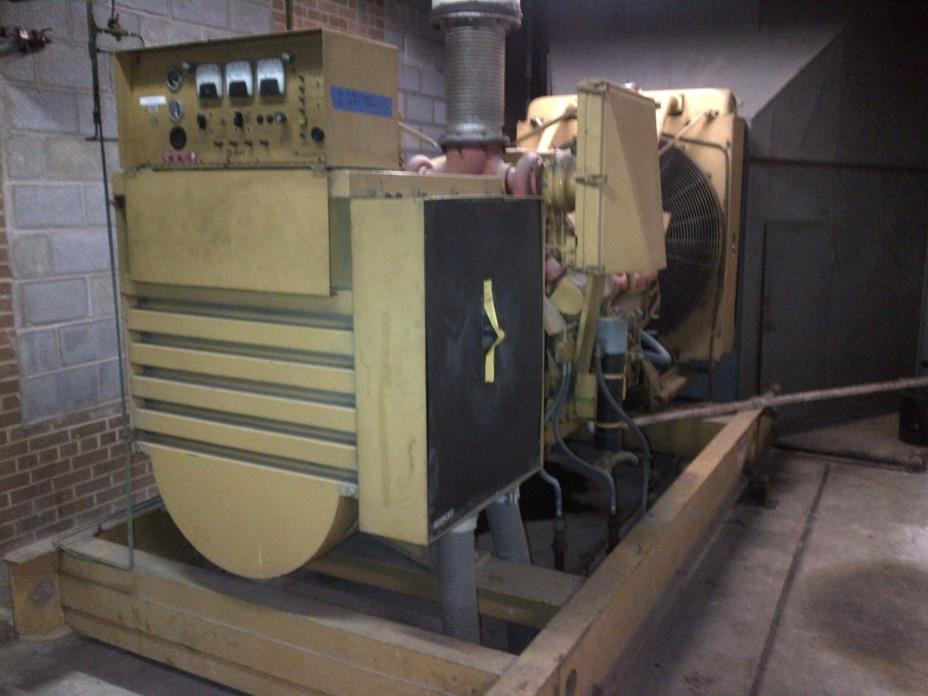 CAT 520kW  Generator