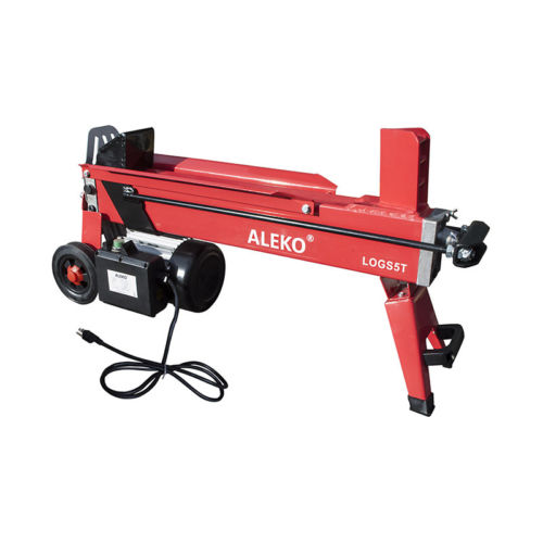 ALEKO 5-Ton Electric Log Splitter Wood Splitter Logsplitter