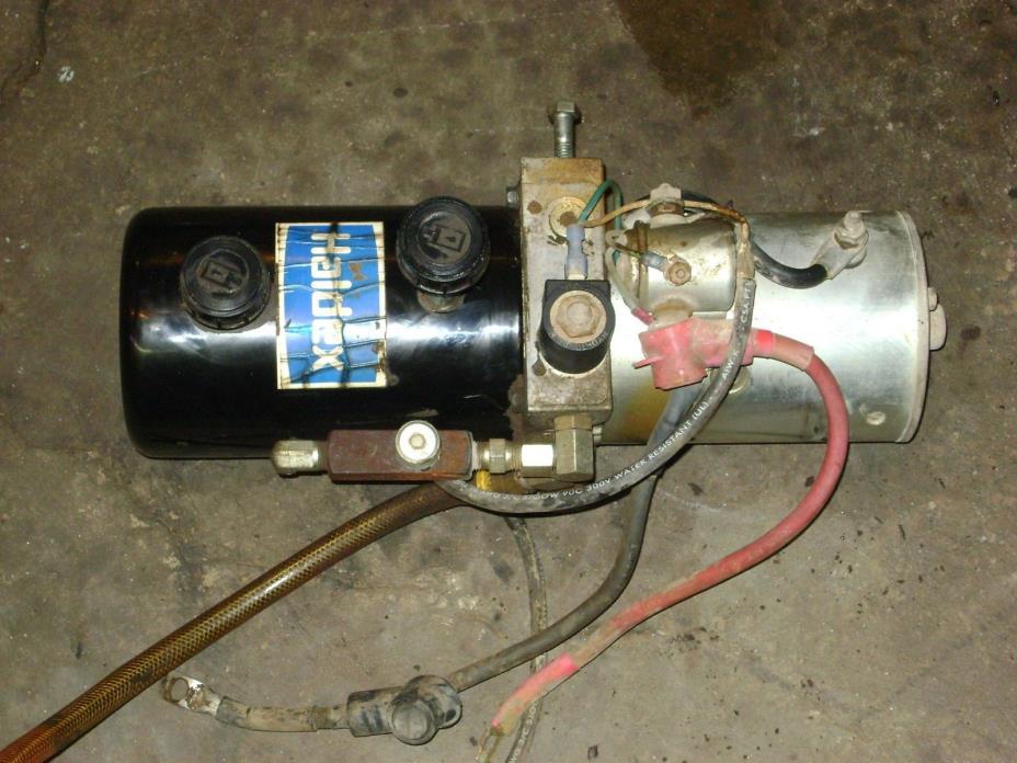 Concrete Saw Core cut CC6500 Haldex hydraulic pump unit   2600070