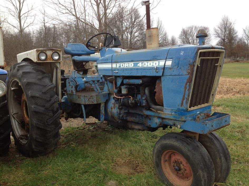 1964 Ford 4000 Diesel : Ford for sale classifieds