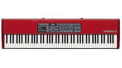 NEW Nord Piano 3 88-Key Hammer Action Digital Stage Piano
