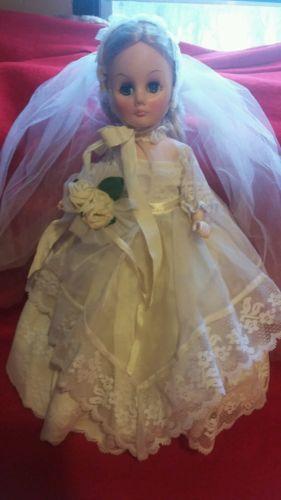 1978 Effanbee Bride Doll complete