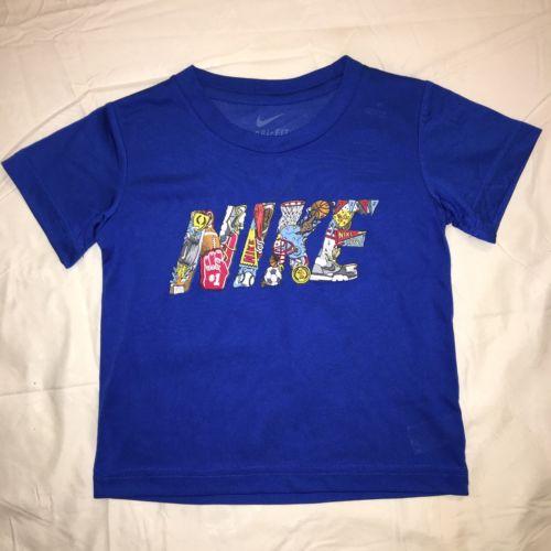Nike Toddler Boys T Shirt