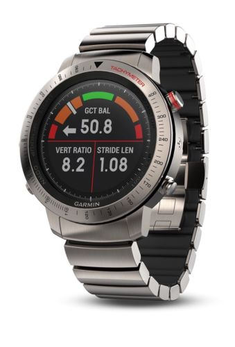 Garmin Fenix Chronos GPS Fitness Watch | Titanium Band | FREE OVERNIGHT SHIP!