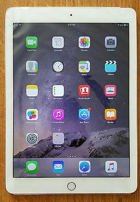 GSM Unlocked Apple iPad Air 2 Wifi + Cellular 4G 128GB Gold