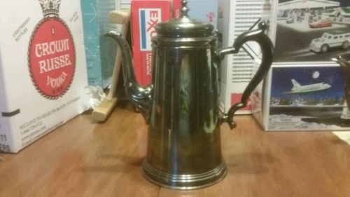Heirloom EP silver plated teapot
