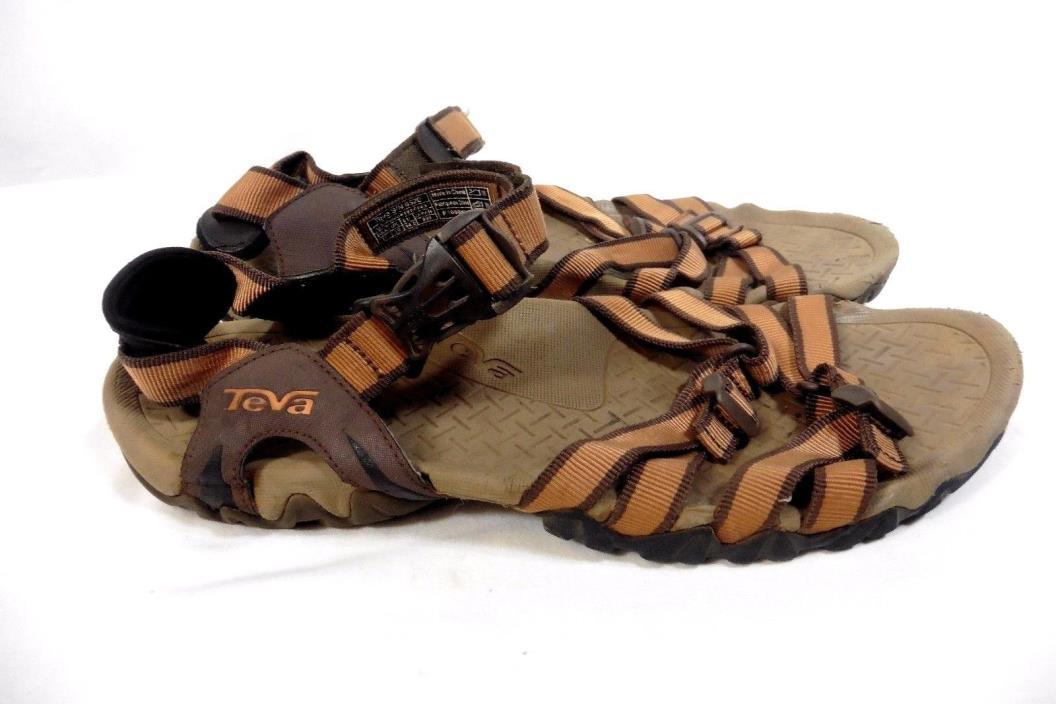 Teva Men's Sport Sandals Hiking Water Shoes Size 11 S/N 6520