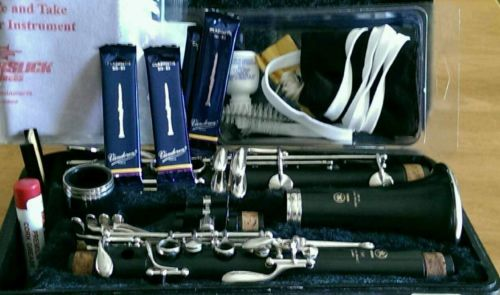 Yamaha 250 clarinet
