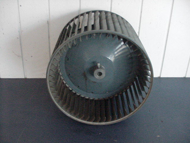 Blower Wheel 10.5 X 8.25 inch Furnace Squirrel Cage
