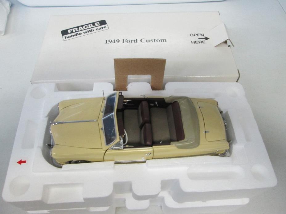 Danbury Mint 1949 Ford Custom