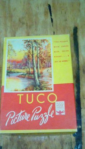 Vintage Tuco Puzzle #4
