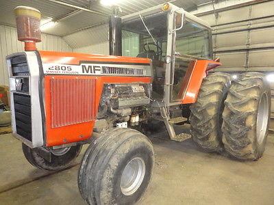 Massey Ferguson 2800 / 2805 Tractor , MF Farm Tractor