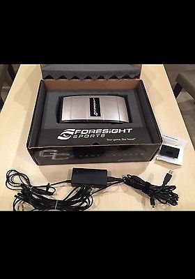 GC2-A Foresight Sports Launch Monitor + Extra Flash Unit