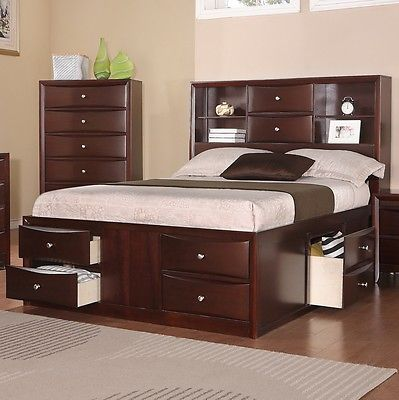 Poundex Furniture F9234CK California King Bed